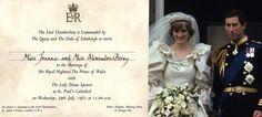 Princesa Diana & Príncipe Charles