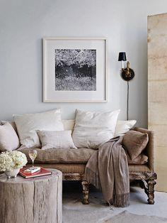 so cozy, yet elegant