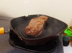 1st Blog Post - Why Cook Steak with A Pan?