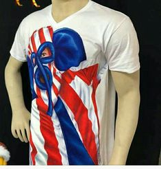 Mens Tops, T Shirt, Fashion, Folklore, Tela, Lightning Bolt, Carnivals, Barranquilla, Sombreros