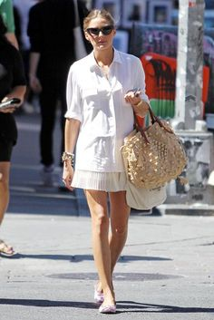 La camisa blanca masculina. Básico atemporal. | Cuidar de tu belleza es facilisimo.com
