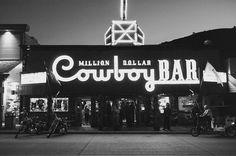 Old-School: Million Dollar Cowboy Bar