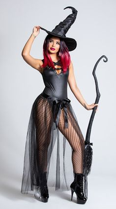 The only nightmare you'll have is trying to decide which sexy scary women's Halloween costume to choose. At Yandy, we have all the classics. Horror Costume, Scary Costumes, Costumes For Women, Cosplay Costumes, Witch Costumes, Armadura Do Batman, Beautiful Witch, Steam Girl, Halloween Cosplay