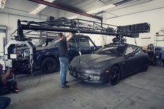Chase Car Inc. Porsche Panamera Turbo Camera Car