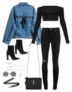Amazing edgy womens fashion we have chosen the newest fashion clothes for you. Look Fashion, Teen Fashion, Korean Fashion, Fashion Outfits, Womens Fashion, Fashion Design, Fashion Trends, Cheap Fashion, Ladies Fashion