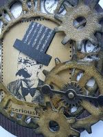 La-De-Dah: MY MOJO MONTHLY FEBRUARY-HEARTSTRINGS! Altered Books Pages, Book Pages, Butterfly Crafts, Heartstrings, New Me, February, Mixed Media, Assemblages, Projects