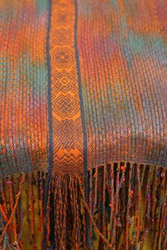 Clotho's Tangled Thread: Incorporating Tablet Weaving into Garments. Woven by Inge