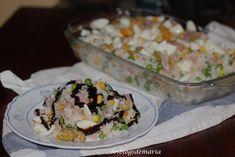 Ensalada de arroz con vinagre balsámico | Comer con poco