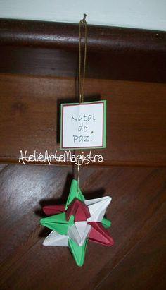 Móbile Natal. ArteMagistra.com.br