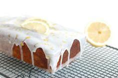 Cake de limón con glaseado de limón en Thermomix®   Velocidad Cuchara