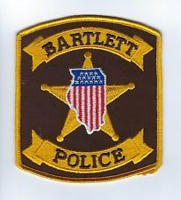 Bartlett Illinois Police Dept. patch