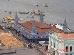 Ver-o-peso, Belém-PA, Brazil
