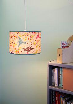 every chick needs a bird lamp!