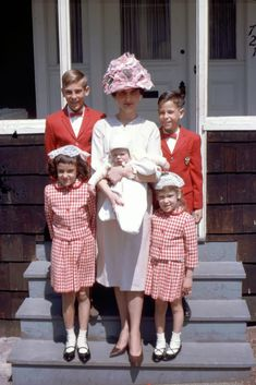 1950's Easter. I loved Easter because in addition to getting an Easter basket, it also meant a new dress, shoes, hat & little purse.