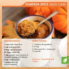 Nothing says Fall like PUMPKIN. And now, you can enjoy your favorite fall flavor in your favorite cozy coffee mug! Get 11 more awesome pumpkin recipes right here...