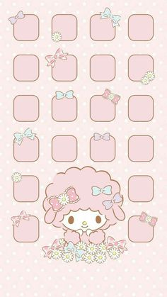 Hello Kitty Iphone Wallpaper, My Melody Wallpaper, Sanrio Wallpaper, Butterfly Wallpaper, Kawaii Wallpaper, Disney Wallpaper, Cute Images For Wallpaper, Pretty Wallpapers, Cute Backgrounds