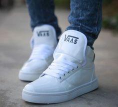 Ankle boots esportes casuais sapatos da moda tendência sapatos de skate das mulheres altas das mulheres brancas $19,64