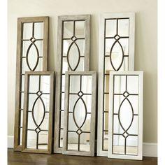 Garden District Leaner Mirror | Ballard Designs
