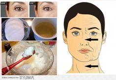 Myj twarz olejem kokosowym i sodą każdego dnia, rezulta… na Stylowi.pl Beauty Spa, Diy Beauty, Beauty Makeup, Beauty Hacks, Fashion And Beauty Tips, Health And Beauty, Homemade Cosmetics, Face Massage, Plank Workout