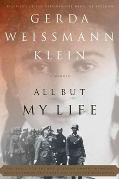 All But My Life is the unforgettable story of Gerda Weissmann Klein's six-year ordeal as a victim of Nazi cruelty. From her comfortable home in Bielitz (present-day Bielsko) in Poland to her miraculou