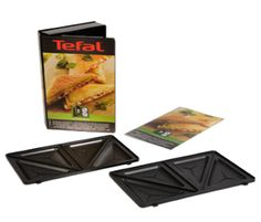Plaques croque-triangle Snack Coll. XA800212 - Pour aller avec ma Snack Collection ! - 15-20€