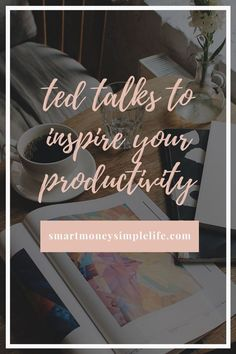 If you're feeling a little overwhelmed, or jaded with your lot, watch these TED talks and not only will you have a chuckle or two, you'll feel inspired to go out there and become your best self. Savings Planner, Budget Planner, Sell Your Stuff, Things To Sell, Money Machine, Clean Life, Online Blog, Ted Talks, How To Get Rich