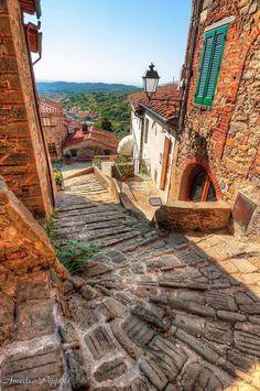 Collodi, the Pinocchio town (Pistoia, Toscana)