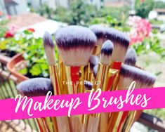 One more thing crossed off my bucket list - new makeup brushes