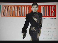 Stephanie Mills - What Cha Gonna Do With My Lovin' remember this album barring through the speakers of my mom's stereo system in the new place. And I sung along happily Stephanie Mills, Freestyle Music, One Hit Wonder, Old School Music, New Music, Live Music, Soul Music, Kinds Of Music, Greatest Hits