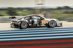 Porsche 911 RSR - FIA WEC Prologue @ Le Castellet - 2016