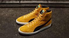 Puma Limited Edition Japan Suede Mid