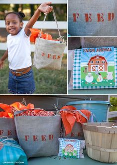 Farm Themed Birthday Party | Liagriffith.com