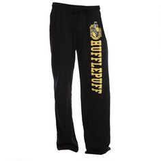 These Harry Potter sweatpants are just the thing to wear when you want to relax at home after a hard day of classes at Hogwarts!
