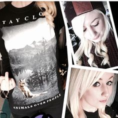 Shout outs to long time friend of SC @laurenkellybrown !! Thanks for all the support!! X #sc #stayclose #staycloseclothing #animalsoverpeople #clothing #fashion #style #streetwear #fresh #new #uk #unisex #upcoming #local #indie #independent #alt #tshirt #vest #brand #tattoo #tattoos #guyswithtattoos #girlswithtattoos #photo #photography