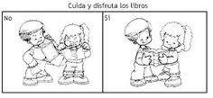 *MIS COSAS DE MAESTRA*: Carteles para los hábitos Spanish Immersion, Childhood Education, Spiderman, Kindergarten, Poster, Clip Art, Album, School, Drawings