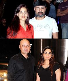 Atul Agnihotri and Alvira Khan are a made for each other couple!
