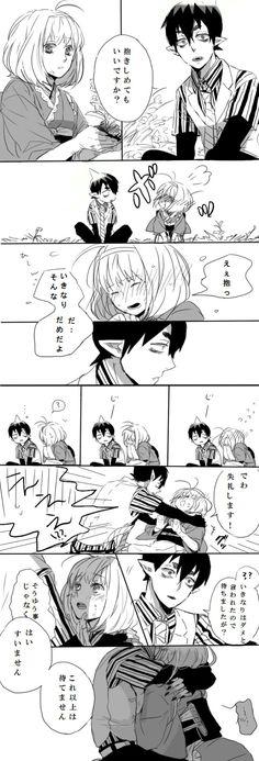 amaimon and shiemi love - Google keresés