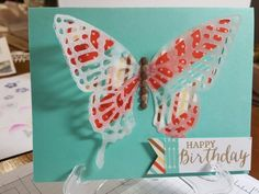 Washi butterfly 2