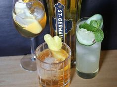 3 Cocktails to Make with St-Germain | Food&Wine