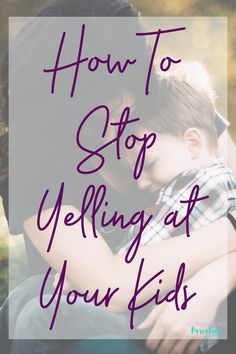 Pin It! How to Stop Yelling at Your Kids. Is it a struggle for you to feel heard? Do you yell at your children? Do you want to stop yelling at your children? Come and get some parenting tips to help you to stop yelling! #noyelling #parenting #parentingfail #tips #mommy #daddy #yelling #kids