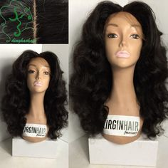 Find More Human Wigs Information about Body wave lace front wig glueless full lace human hair wigs with baby hair Brazilian unprocessed virgin hair wig for black women,High Quality wig back,China wig braid Suppliers, Cheap wig long from QD Dinghao Hair Products CO.,LTD on Aliexpress.com