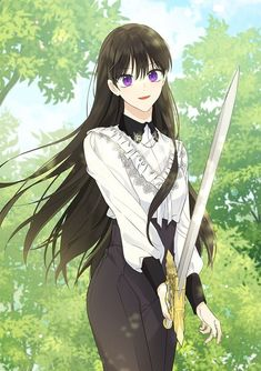Title: Actually, I Was The Real One / 사실은 내가 진짜였다 / I Am The Real One / Sesungguhnya Akulah Yang Asli #manhwa #cover Cute Manga Girl, Cute Anime Guys, Friend Anime, Manga Collection, Real One, Weapon Concept Art, Manhwa Manga, Anime Outfits, Beautiful Drawings