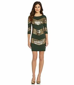 Gianni Bini Eva Dress #Dillards   perfect Christmas party dress!