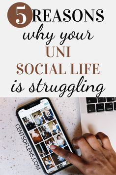 Struggling to make friends in uni? Is it difficult for you to connect with new people? Find out why your uni social life may be struggling with these 3 reasons today! #uni #college #lifehacks #studentlife #sociallife #collegetips
