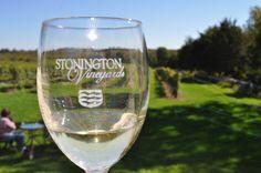 Stonington Vineyards, Stonington, CT