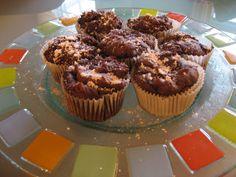 Devilish Pumpkin Devil's Food Muffins