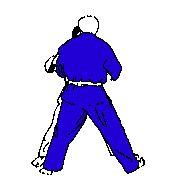 Okuriashi Harai (Following Foot Sweep) Technique