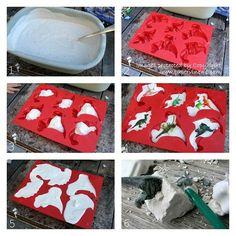 DIY Fossils for Kids