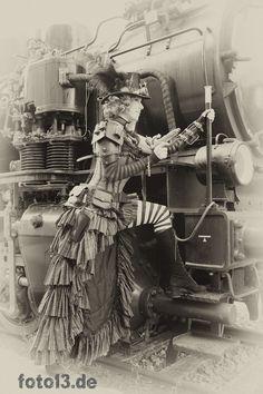Calamity Jane - Imagen & Foto de foto13.de de Steampunk/Retrofuturismus - Fotografia (26642605) | fotocommunity