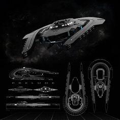 Into Star Citizen Spaceship Art, Spaceship Design, Star Citizen, Concept Ships, Concept Art, Rpg Star Wars, Alien Ship, Starship Concept, Sci Fi Spaceships
